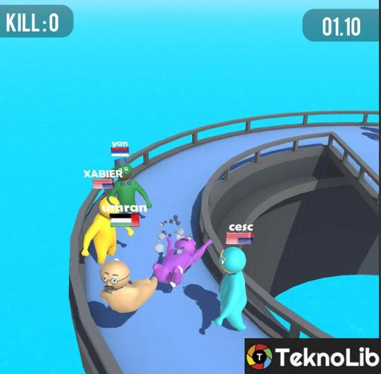 Basit Ve Zevkli Hayatta Kalma Oyunu Android IPhone