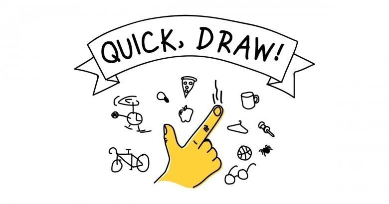 Google Quick Draw