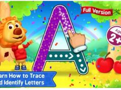 Best Letter Recognition Games Android/ iPhone