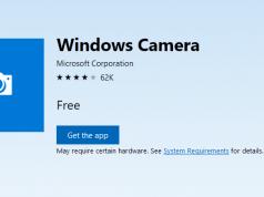 Windows Camera - 8 Best Webcam Video Recording Software