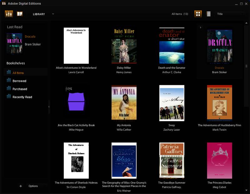 Adobe Digital Editions 4.5 ile ilgili görsel sonucu