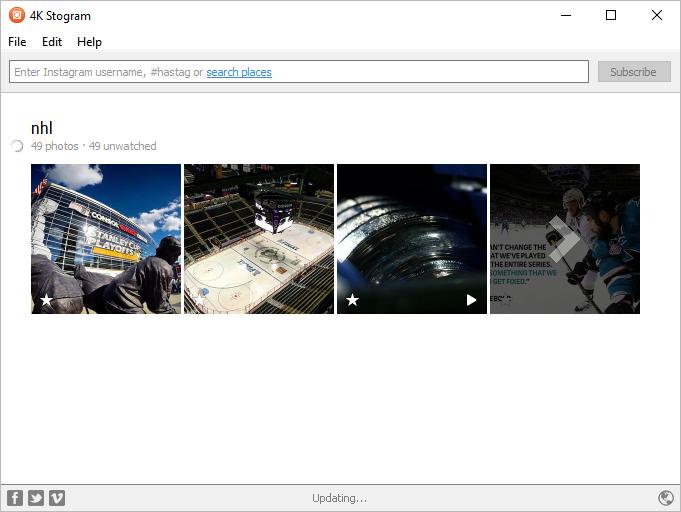 List of usernames photos 4k Stogram