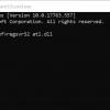 re-register Windows Media Components