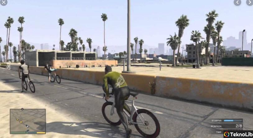 Gta 5 Bisiklet Hilesi Bisiklet Nasil Hizli Surulur Pc Xbox