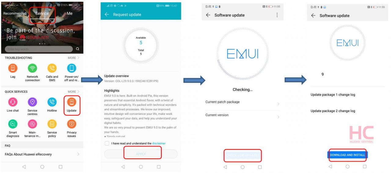 Huawei EMUI 9.1 nasıl indirilir - ShiftDelete.Net - Teknoloji Haberleri (3)